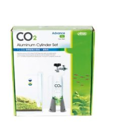 1L CO2 Aluminum Cylinder Set Face-side - Advance