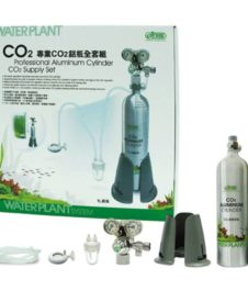 I-677 ISTA Professional Aluminium Cylinder CO2 Supply Set