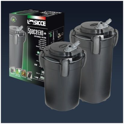 Sicce External Filter Space Eko